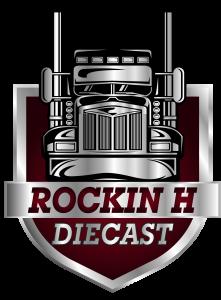 Rockin H Diecast Logo